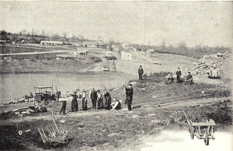 Barrage des Gannes
