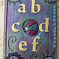 Livre alphabet