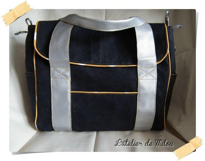 Mon sac d'été façon Mélanie Voituriez!!