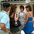 Eric, Thaly, Lisa et sa maman