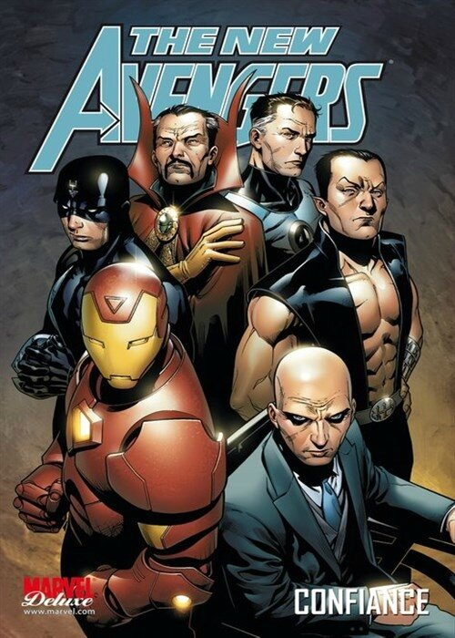 marvel deluxe new avengers 04 confiance