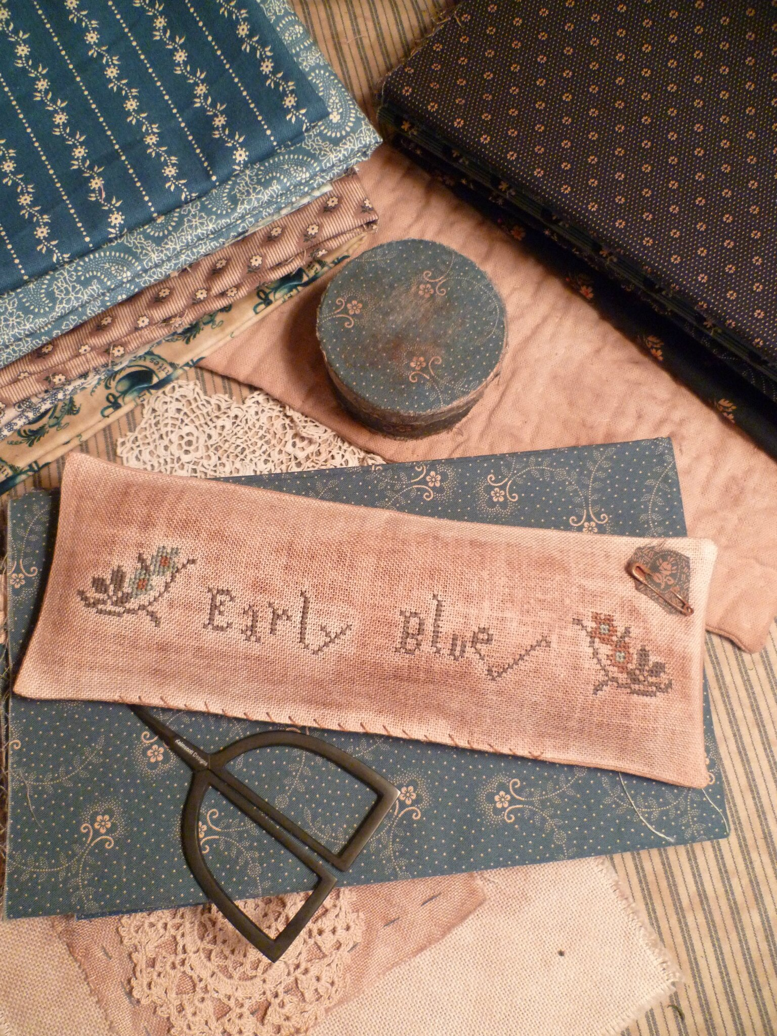 Early Blues US $ 7.00