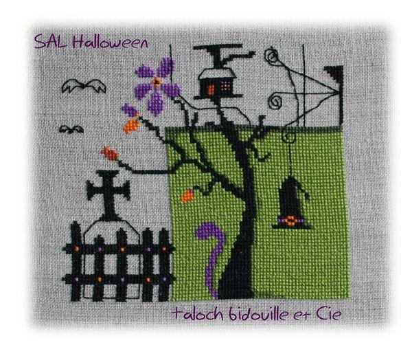 SAL Halloween 1er objectif