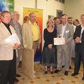 Grand Prix de la Ville d'Enghien-les-Bains remis à DenisSeignez