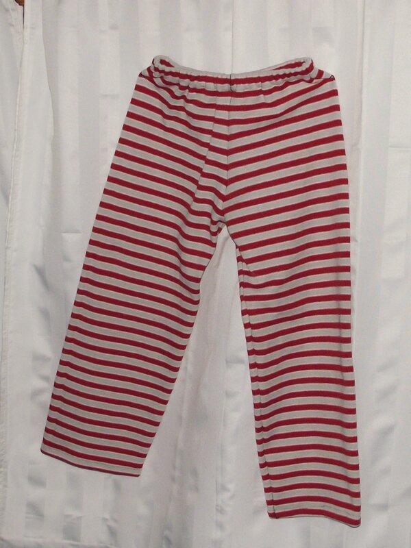 Pyjama molleton 001