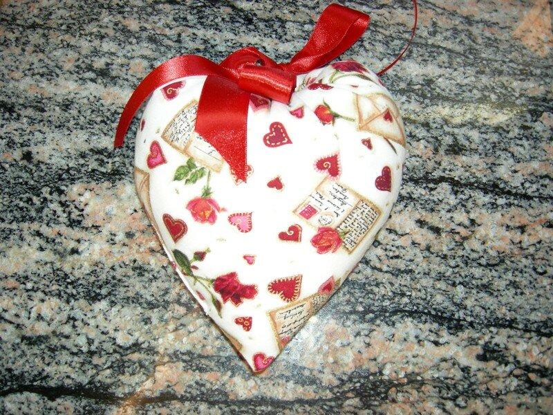 coeur tissu