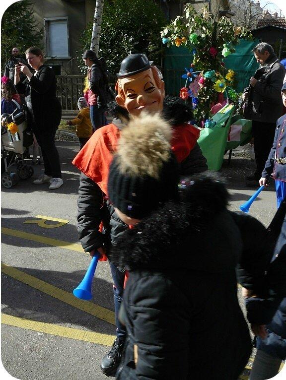 Quartier Drouot - Carnaval 88