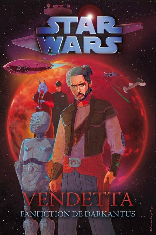 couverture star wars vendetta
