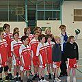 Ecole de handball 2010-2011