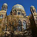 Scheunenviertel & museumsinsel, berlin