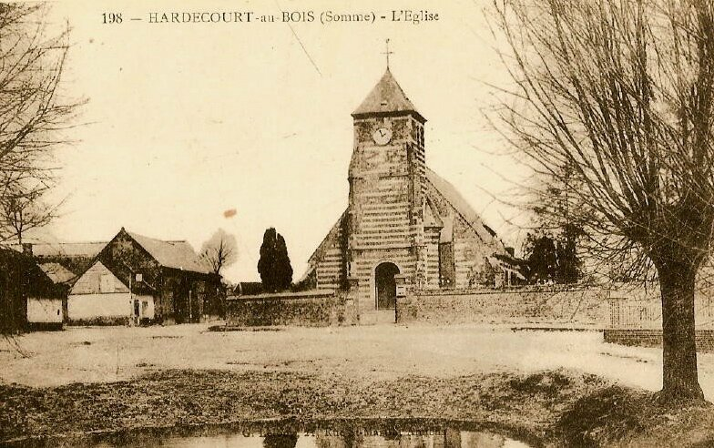 eglise hardecourt
