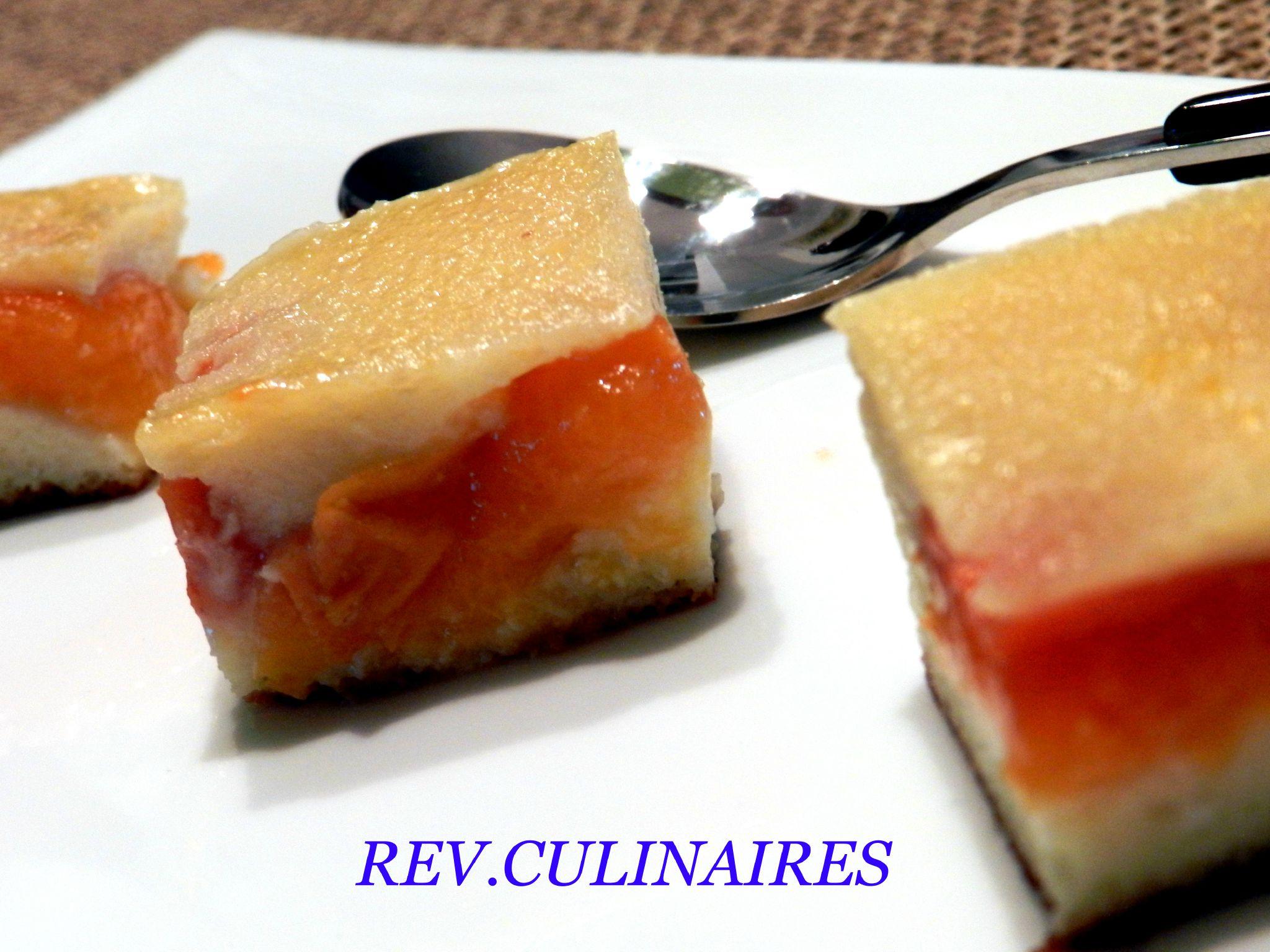 Clafoutis Normand au abricots