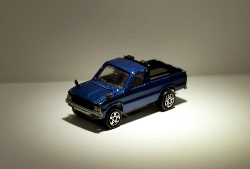 Toyota pick-up (ref 292) Majorette 01