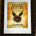 J'ai lu harry potter et l'enfant maudit en ebook
