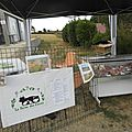 Marché à la ferme 24 août 2014