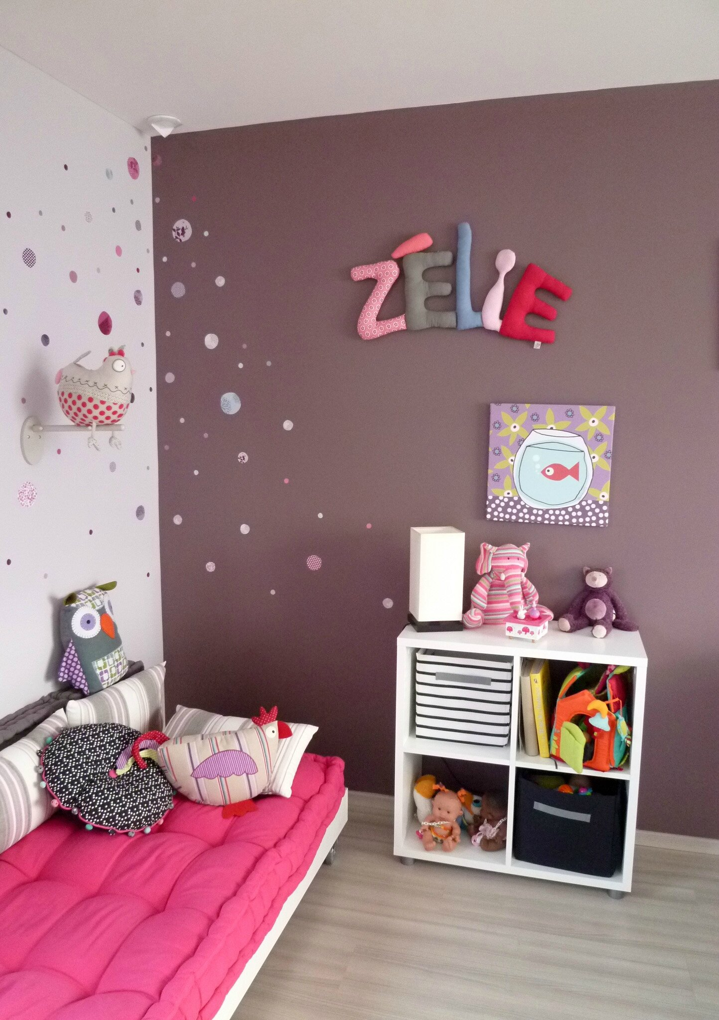 Poc a poc cr ations textiles for But chambre d enfant