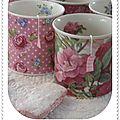 Petit thé entre filles...