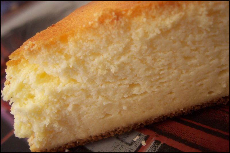 Cake Au Fromage Blanc Moelleux Sans Oeuf