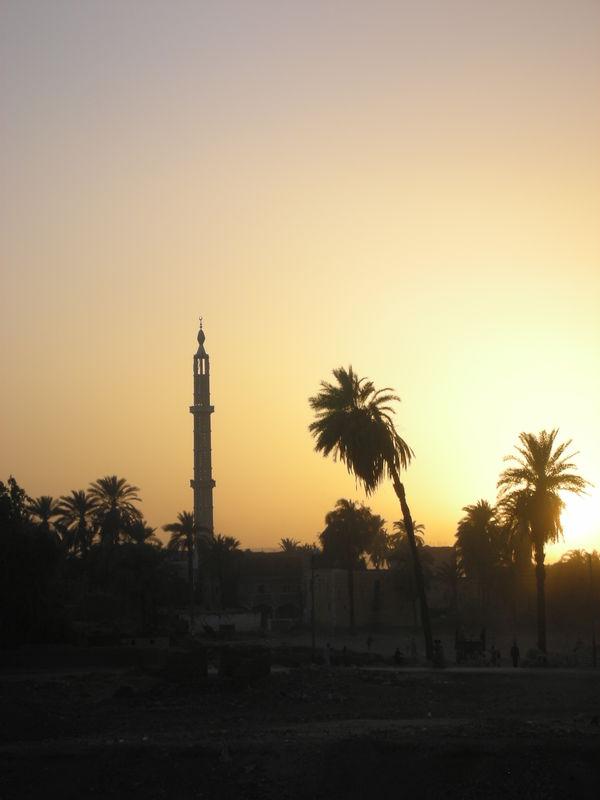 Minaret du soir, espoir !