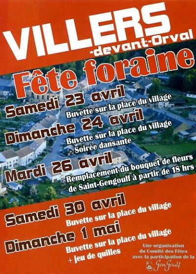 2016 04 23 Fête Foraine001