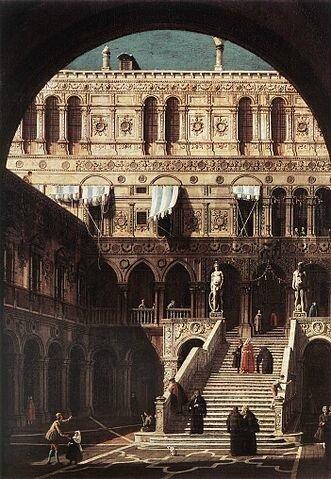 331px-Giovanni_Antonio_Canal,_il_Canaletto_-_Scala_dei_Giganti_-_WGA03967
