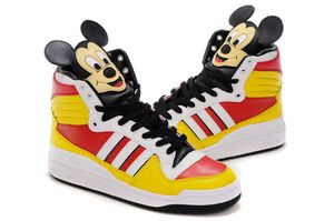 adidas-originals-jeremy-scott-mickey-mouse-sneakers-yellow-black-red