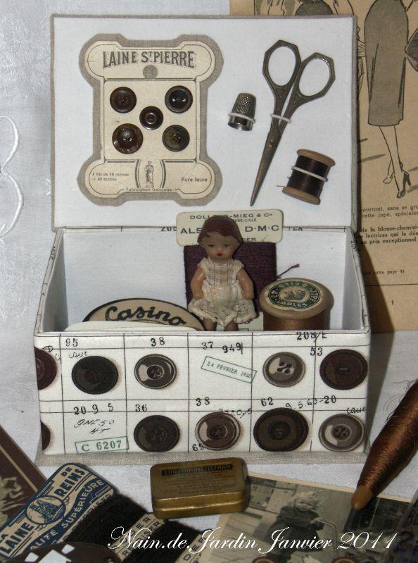 N°40 2011-01 Boite à boutons marrons (2)