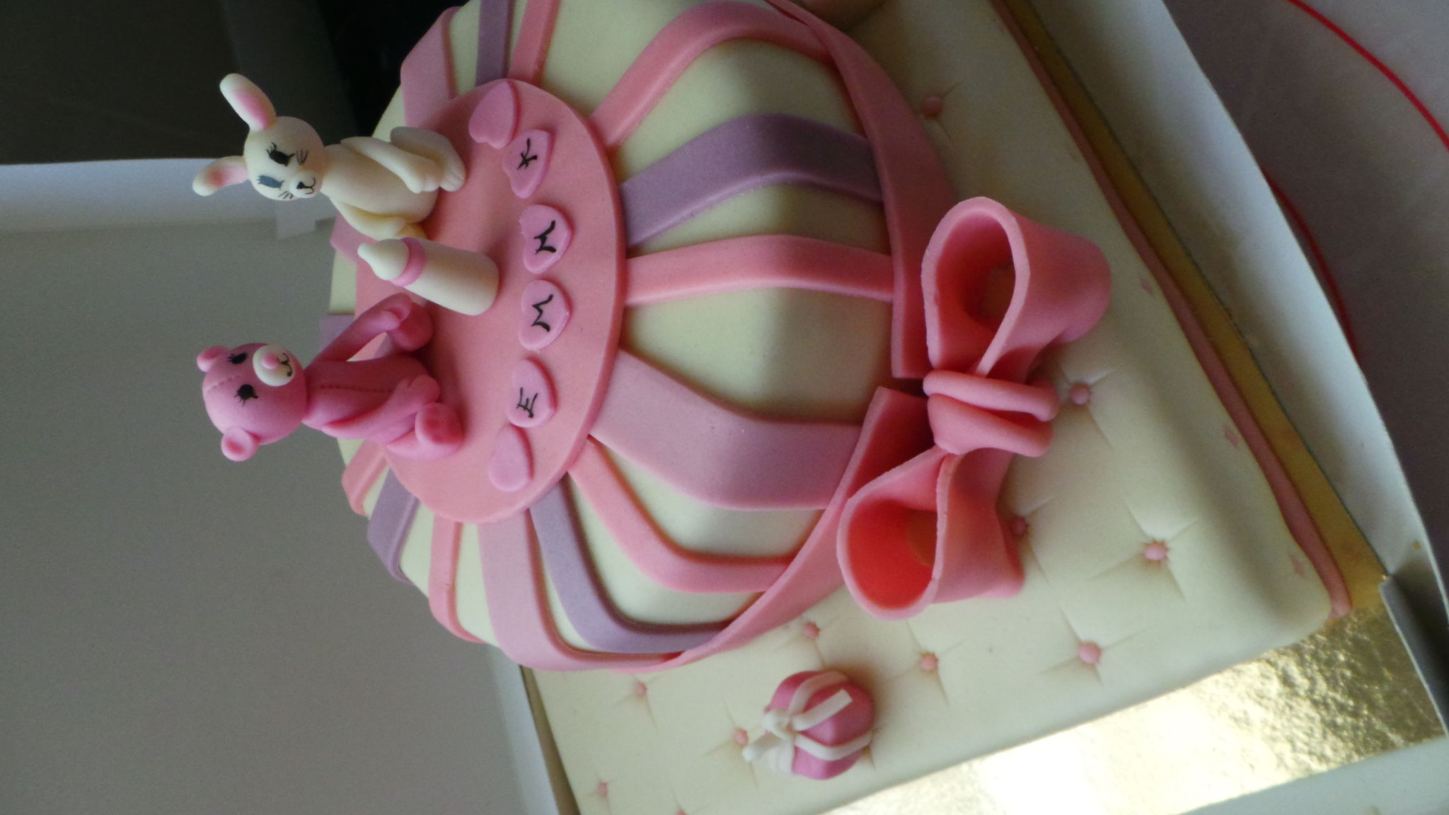 D coration gateau d anniversaire fille g226teau for Decoration 1 an fille