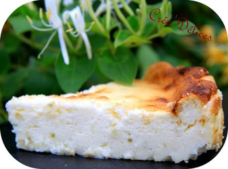 Cheesecake fromage blanc 2