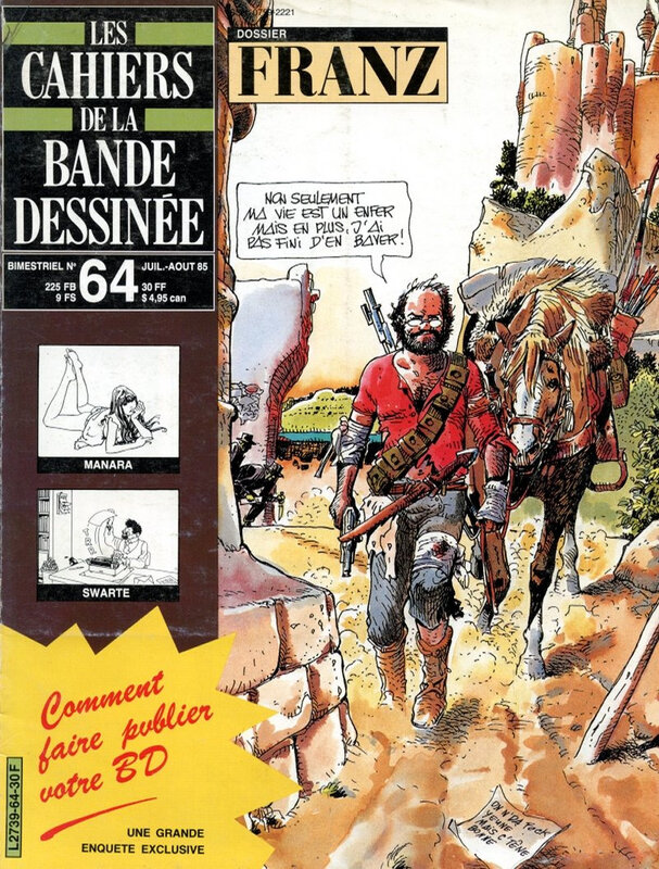 Canalblog Revue Cahiers BD 64 01