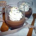 Verrine au chocolat et carambar