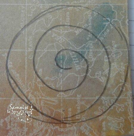 L 39 important c 39 est la rose la tour d 39 encre for Interieur a la spirale