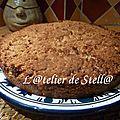 Gâteau à la noix de coco de frédéric