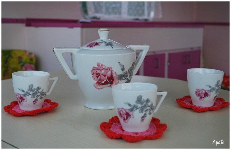 thé crochet