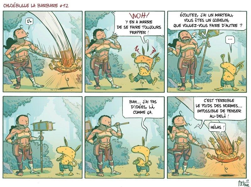 chloebulle strip 012