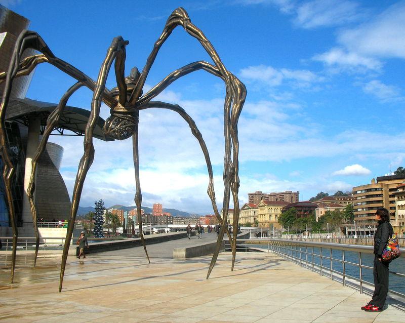 Infos sur espagne bilbao arts et voyages for Piscine bilbao
