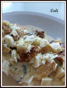 Bruschetta Roquefort & Chocolat Blanc 002