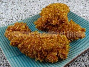 poulet façon KFC 04