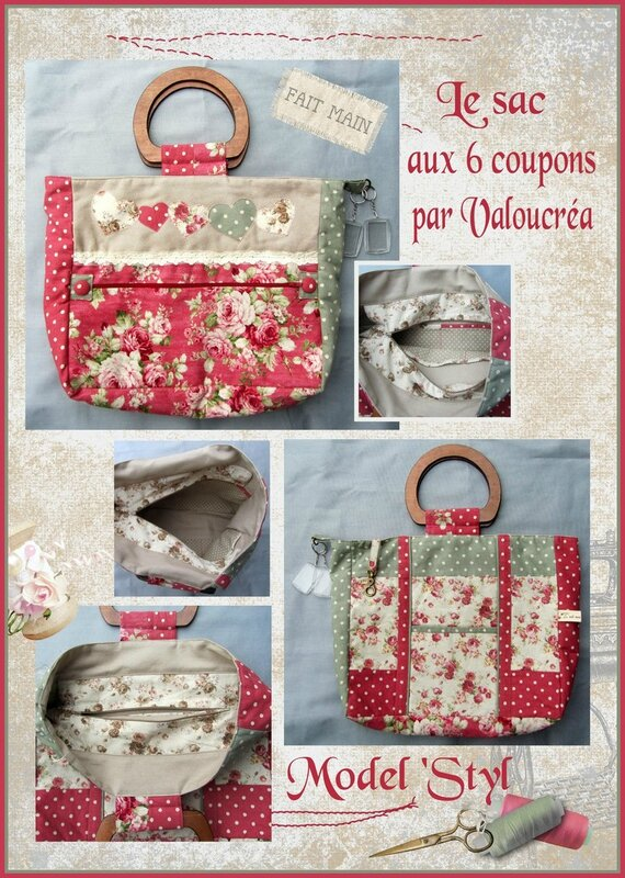 Sneak peek sac aux 6 coupons