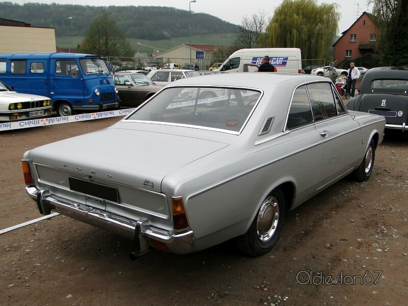 ford 17m p7b coupe 1968 1971 b