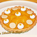 Tartelettes mangue passion