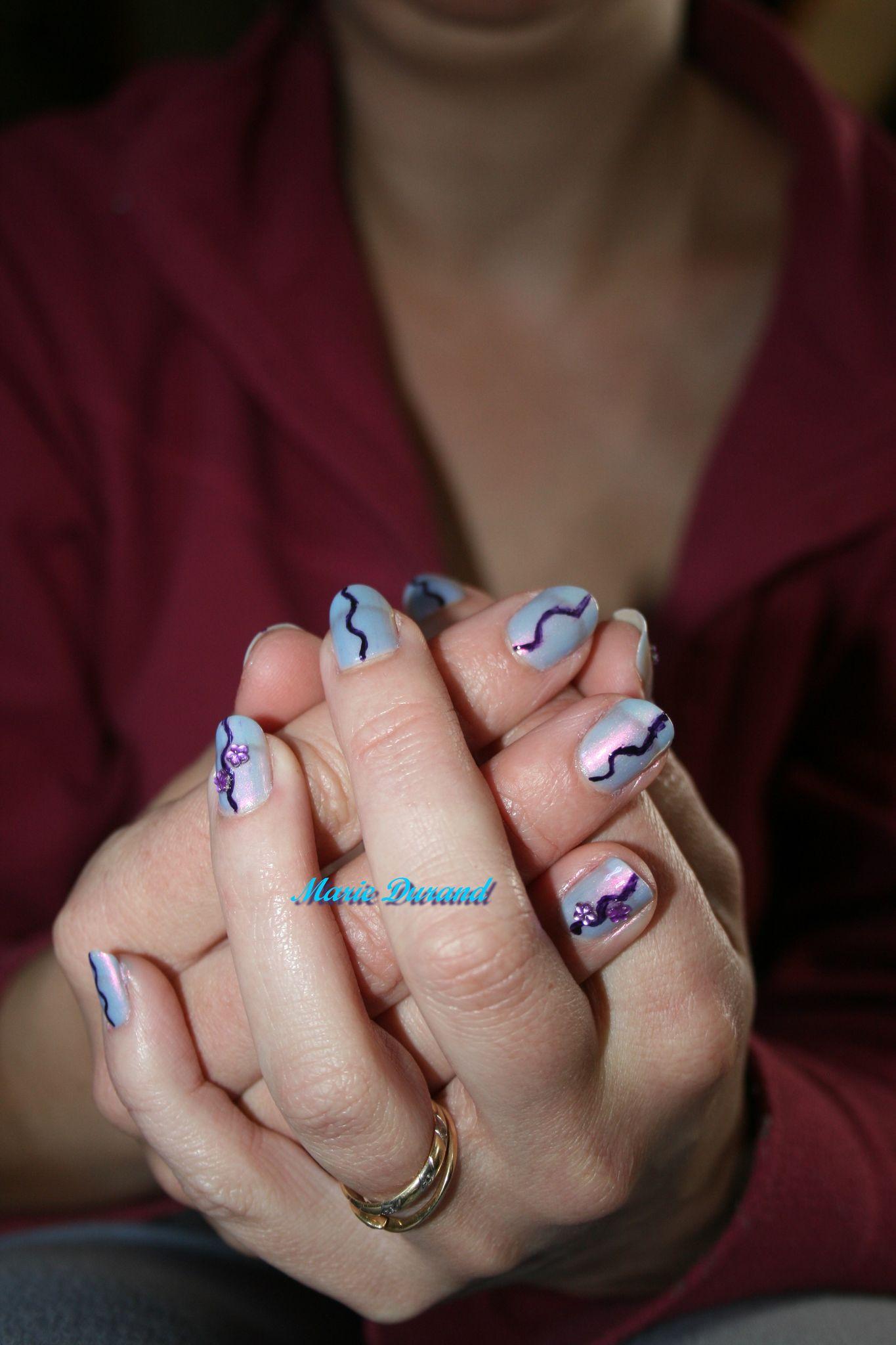 Vernis Lavender Shine