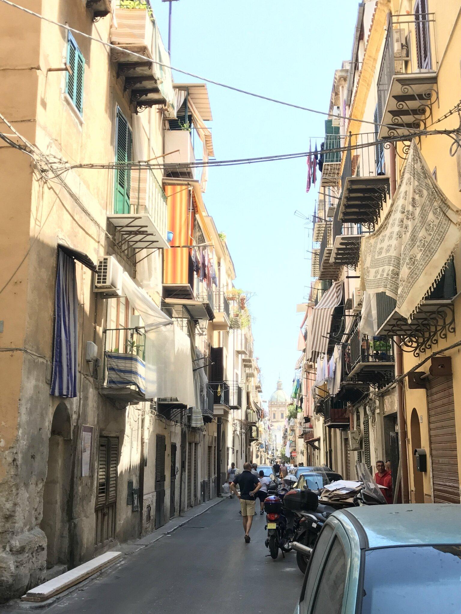 Road trip #1 - Palermo & Monreale