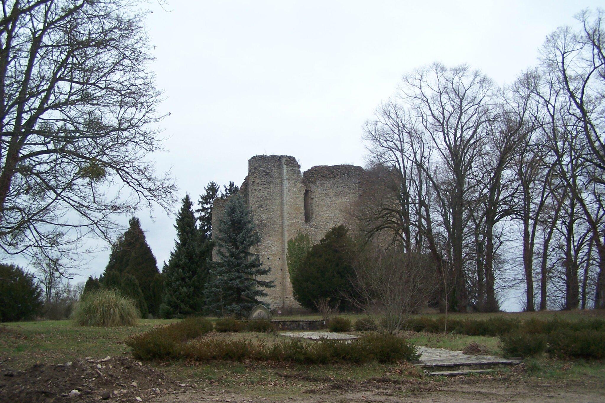 Chateau de Jouy