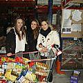 le lycée Saint Augustin se mobilise pour la Banque Alimentaire