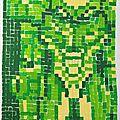 Des pixels et de la peinture