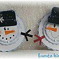 *** drôles de snowmen ***