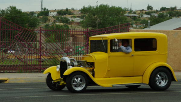 Hot Rod Gallup