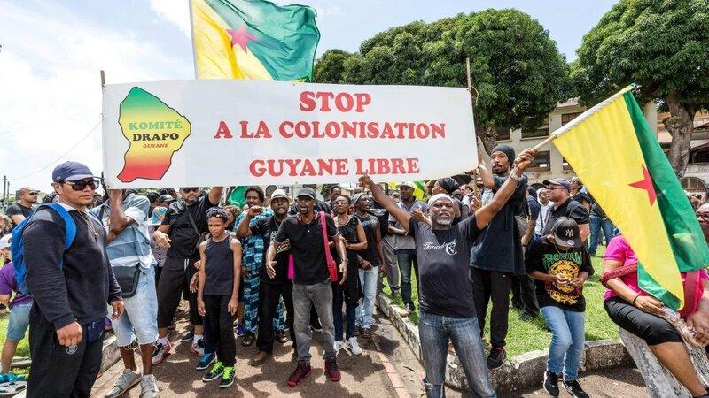 Guyane colonie