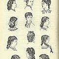 9ème suite de l'histoire de la coiffure feminine